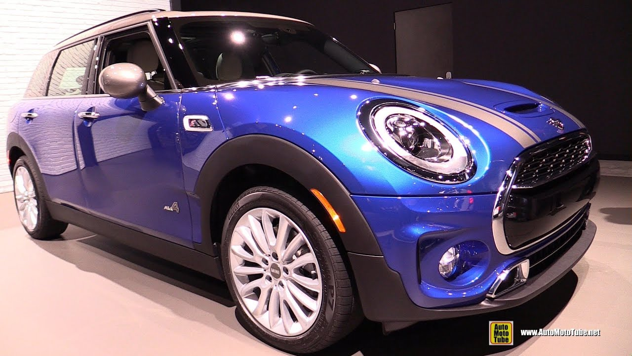 2019 Mini Cooper S Clubman Starlight Edition Exterior And Interior
