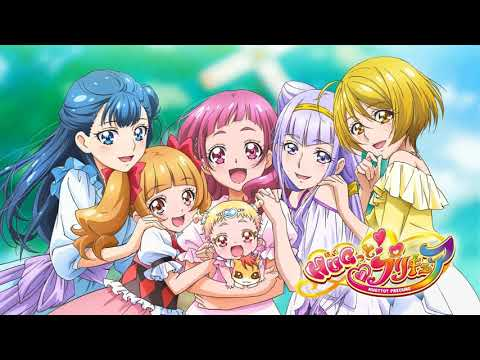 Hugtto! Pretty Cure OST1 Track 21: The Future Is Filled With Hugs