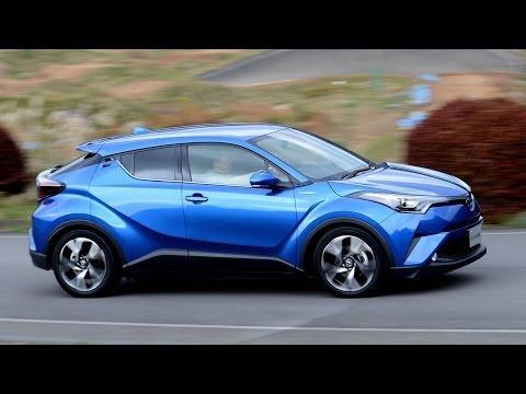 トヨタ 新型SUV「C-HR」を速攻試乗!ニュルで鍛えた走りはどうなのか!?