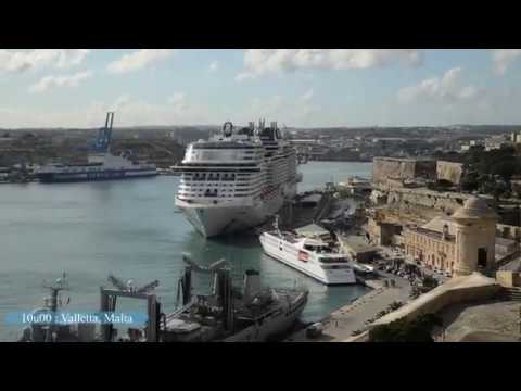 impressions of Valletta | cruise to Malta with MSC ...