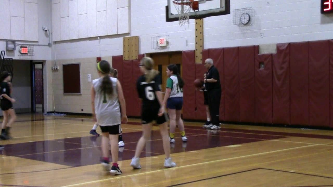 Champlain-Rouses Point - NAC 5/6 Girls  2-15-20