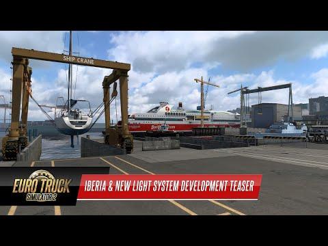 Iberia & New Light System Development Teaser