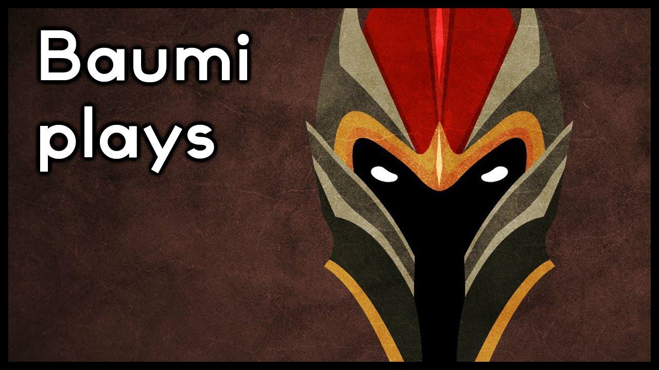 Dota 2 | THE COMEBACK PLAN!! | Baumi plays Dragon Knight