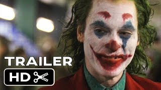 The Joker (2019) Teaser Trailer #1 - Joaquin Phoenix DC Joker Origin Movie
