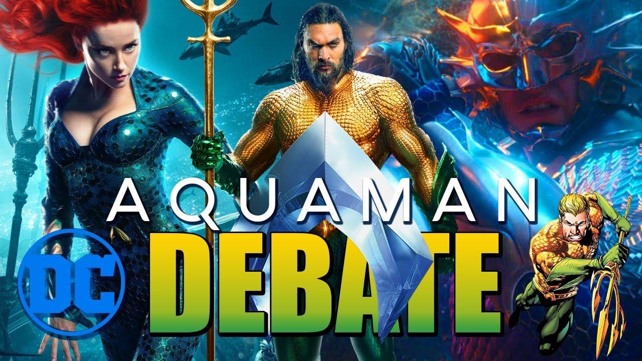 Ver Aquaman : DEBATE – ANÁLISIS – CRÍTICA – REVIEW – OPINIÓN – James Wan – Jason Momoa – Amber Heard en Español