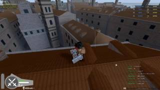 Roblox Attack On Titan (AOT) Part 2 :Ep 2 (End)