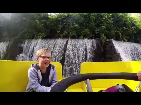 Congo River Rapids GoPro POV Alton Towers