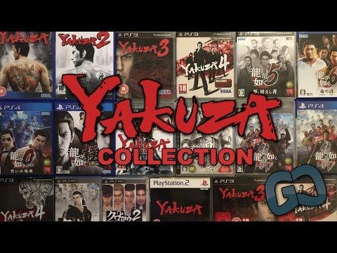 Yakuza Collection by AmetDj