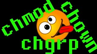 Linux #12  - Les droits sur les fichiers : chmod chown chgrp