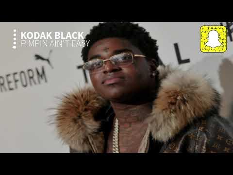 Kodak Black – Pimpin Ain't Easy (Clean)