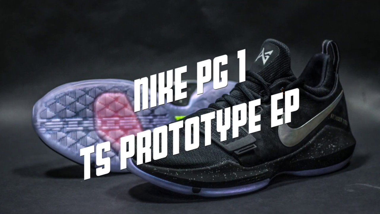 huge selection of 2146e efb88 NIKE PG 1 TS PROTOTYPE EP UNBOXING REVIEW 開箱簡評