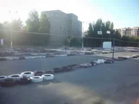 Картинг в Саранске