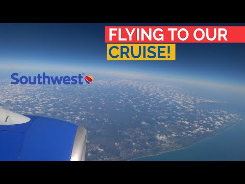 Our First Trip On Southwest Airlines