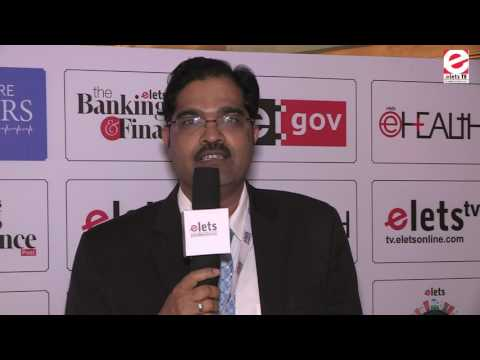 Elets 7th Healthcare Leaders Forum - Interview - Ravi Bhandari, CEO, Shalby Hospital, Gujarat