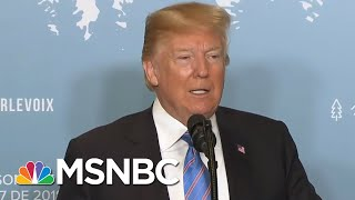 President Donald Trump Calls Critics Of North Korea Summit 'Haters & Losers' | Hardball | MSNBC