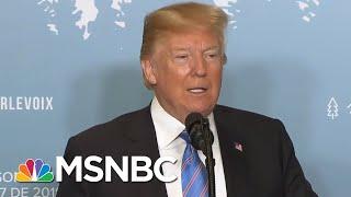 President Donald Trump Calls Critics Of North Korea Summit 'Haters & Losers' | Hardball | MSNBC