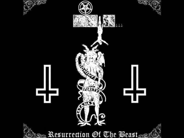Anti... - In nomine Dei nostri Satanas Luciferi excelsi