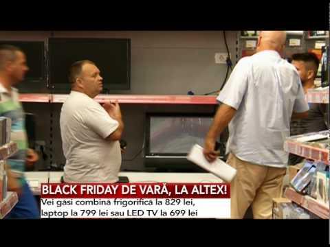 Reclama ALTEX - Smartphone Huawei Black Friday