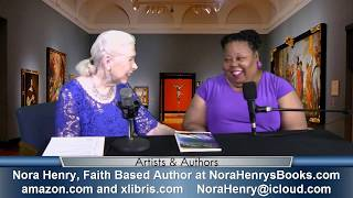 "Nora Henry, Author of ""Nora Henry's Bible Thoughts and Poems"" on Artists & Authors"