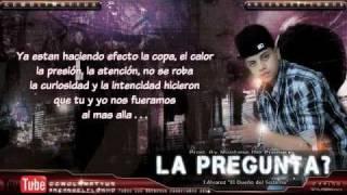 Nuevo Cancion 2012 !!! J. Alvarez - La Pregunta