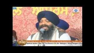 [Updated] Bhai Ravinder Singh Ji (Darbar Sahib) - Rainsabai,Akal Ashram,Sohana 28 March 2014