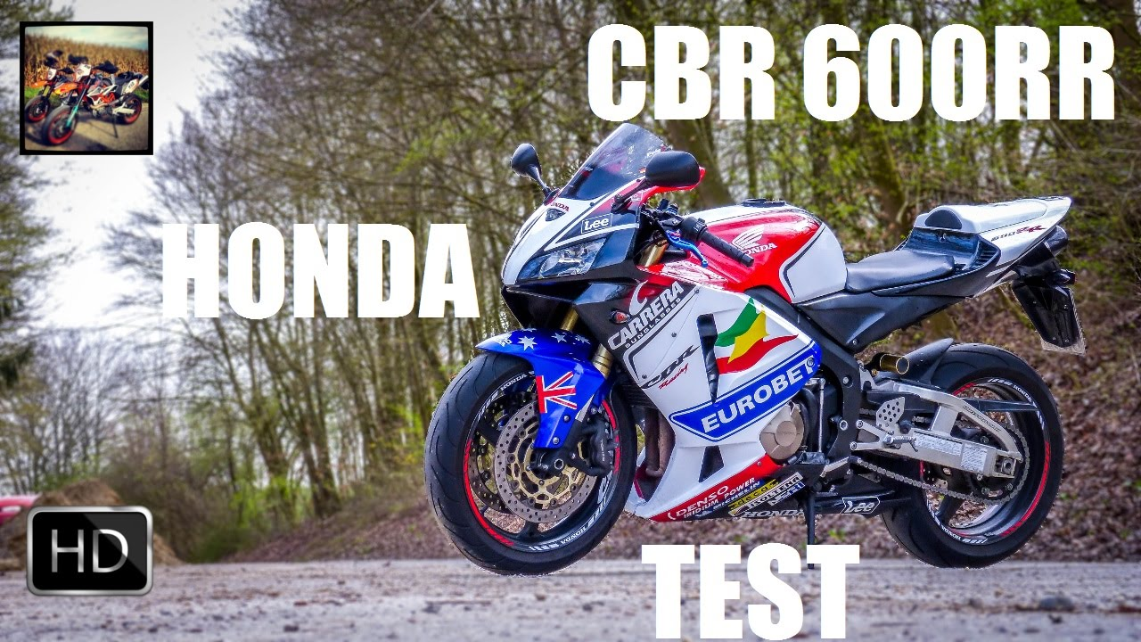 honda cbr 600rr test mein neues motorrad youtube. Black Bedroom Furniture Sets. Home Design Ideas