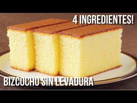 Bizcocho básico para Tartas (Ligero y esponjoso) | My Petite Bakery