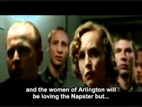 Hitler reaction to Napoli Trade to Texas