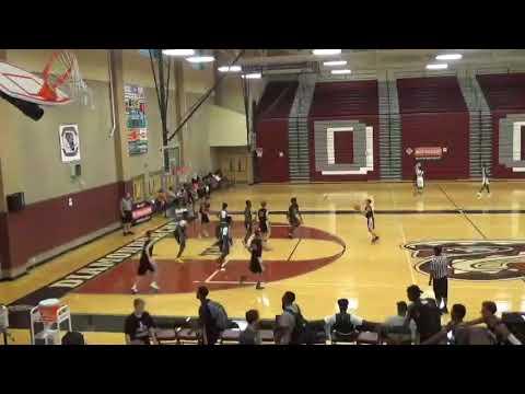 "Richie Dowse 5'10"" PG/SG (Ironwood Ridge High School 2019) Highlights"