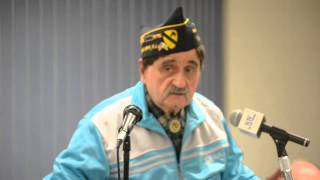 Knights of Pythias Veterans Honors Night 2013 Fred Levine Part 2