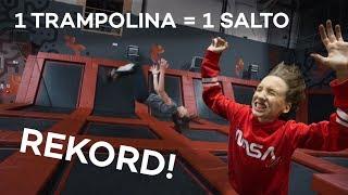 SALTO NA KAŻDEJ TRAMPOLINIE - w parku trampolin!