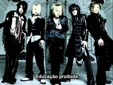Sugar Pain- The Gazette PT-Br