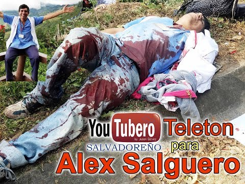 Youtubeteleton Caso  Don Alex Accidente Ambulacia de La palma Chalatenango