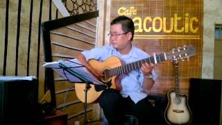 Bay đi cánh chim biển - Đức Huy - Guitar Cover