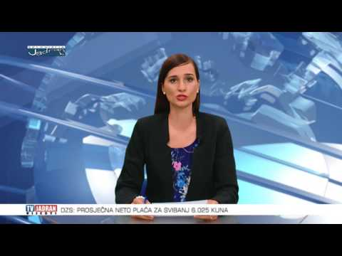 Vijesti Televizije Jadran 21.07.2017.
