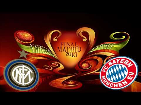 Anthem UEFA Champions League- Final Madrid 2010|Himno Final UCL|