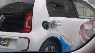 Какие в Европе Электро подзарядки для Электро автомобилей