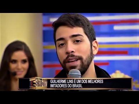 GUILHERME LINS | JOÃO KLEBER SHOW - REDETV!