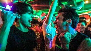 INSANE NIGHT IN TOKYO! w/ Brennen & Colby