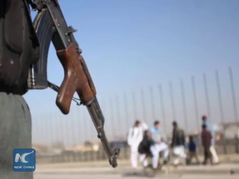 Russia to supply Afghanistan with rifles