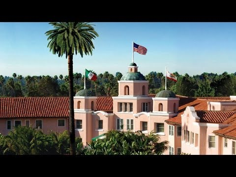 California Haunted Hotels: In Search of The Hotel California (Part One) - YouTube