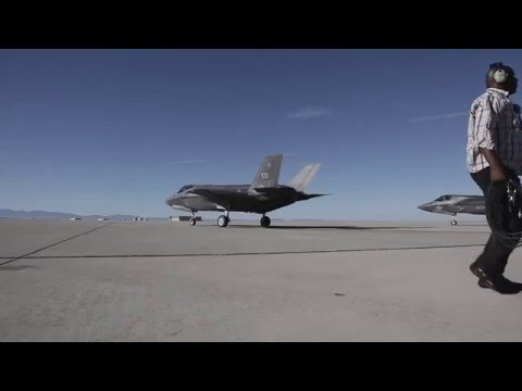 JSF ITF F-35 2015 Year In Review
