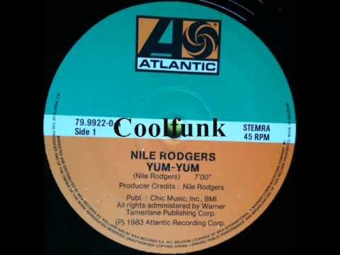 Nile rodgers yum yum 12 funk 1983