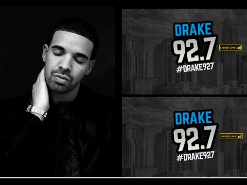 """Charlotte Radio Station Changes Its Name to """"Drake 92.7"""" and ONLY Plays Drake Songs!"""