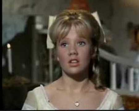 Hayley Mills test for sync 2