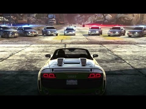 PS Vita - Need For Speed Most Wanted | Get Wanted Trailer