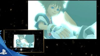 KINGDOM HEARTS HD 1.5 + 2.5 ReMIX – Announce Trailer | PS4