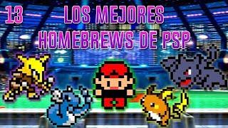 Los mejores homebrews de PSP | Parte 13 | HD | luigi2498