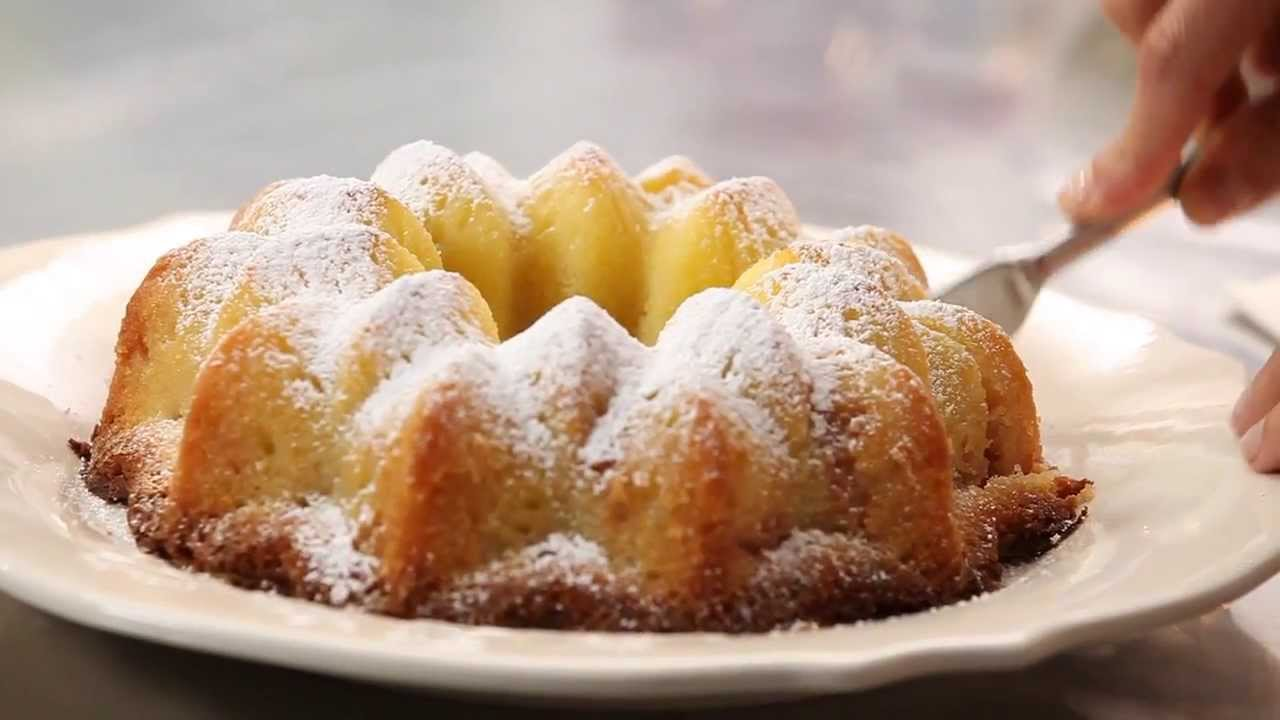 bundt con top frutti di bosco di csaba dalla zorza - youtube