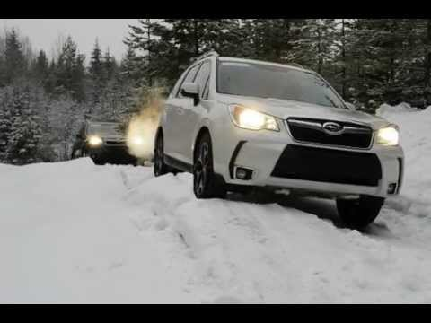 2013 Subaru Forester 2 5 Xt Offroad In Finland Youtube